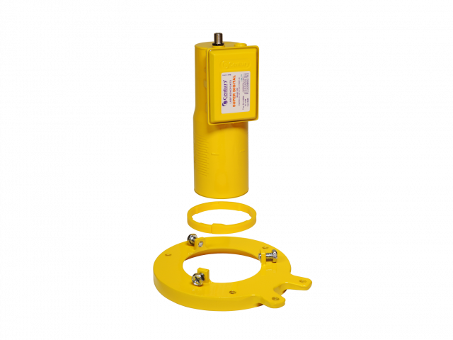 LNBF Monoponto Century Amarelo Super Digital - SD2 -