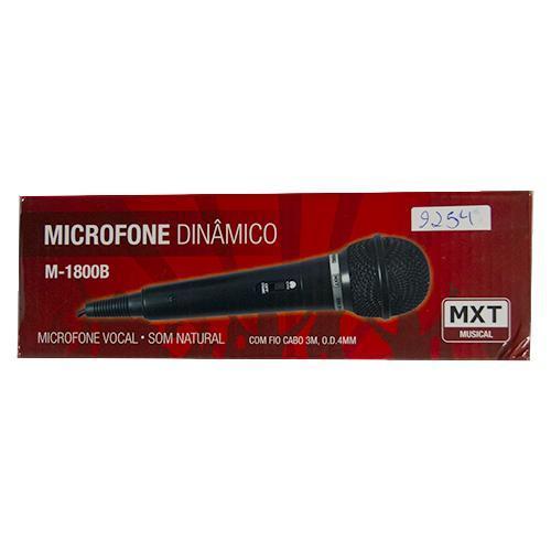 MICROFONE DINAMICO M-1800B MXT