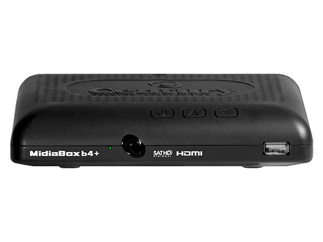 Receptor Digital de satelite SATHD Regional Midiabox B4