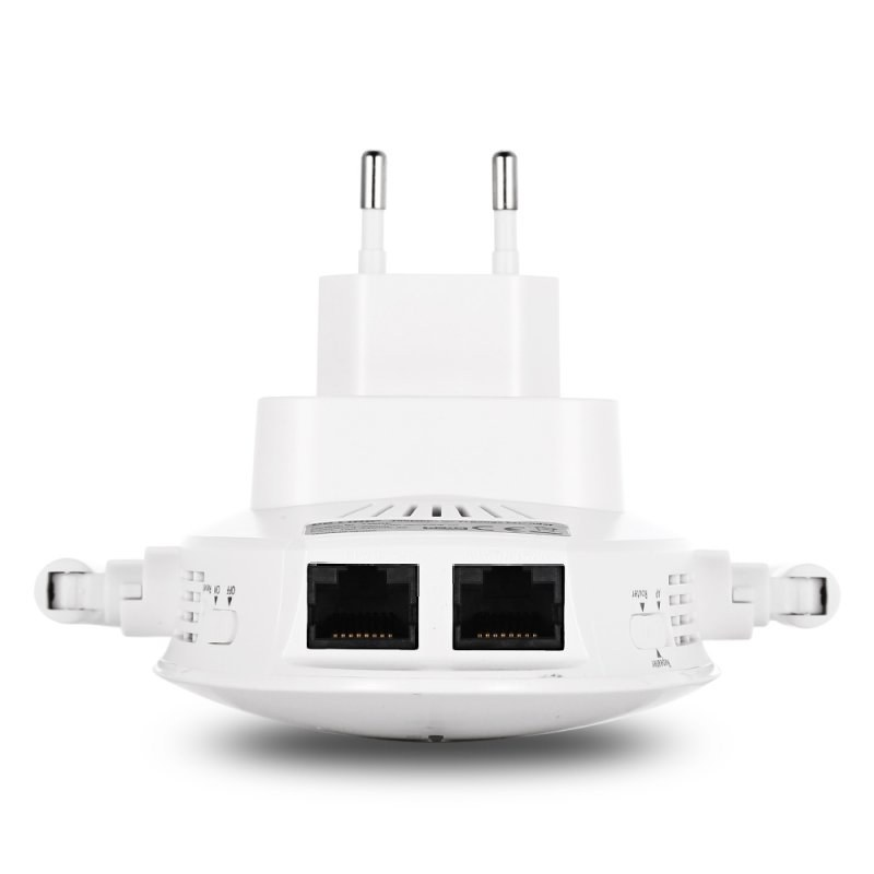 Repetidor Sinal Wifi 2.4GHZ 300MBPS Tomada RJ45 Wps - BL-736RE LB-Link
