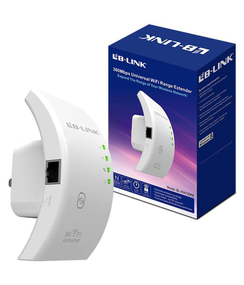 Repetidor Wireless 300mbps 300mbps WA730RE-LB LB LINK