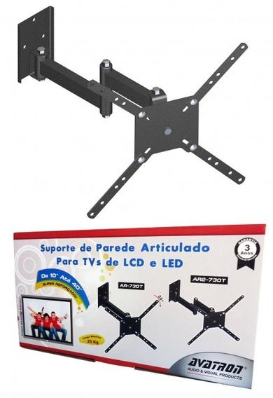 Suporte de Parede Articulado Avatron AR2-730T