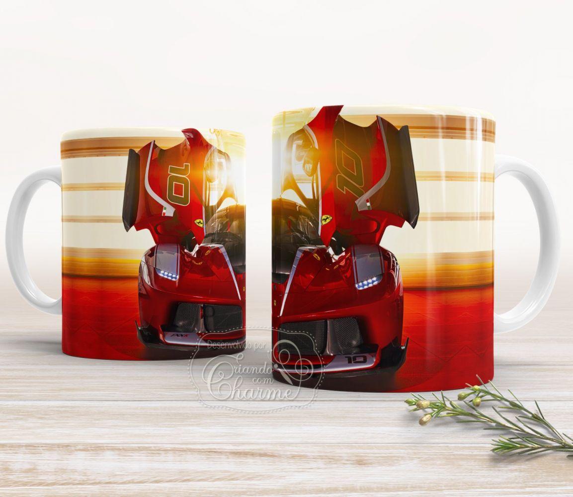 Tubolata com Caneca de Cerâmica Personalizada para Dia dos Pais