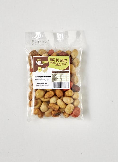 MIX DE NUTS SALGADO
