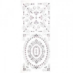 Adesivo Brilho de Glitter Toke e Crie - Ref. 15314 - Molduras e Cantoneiras