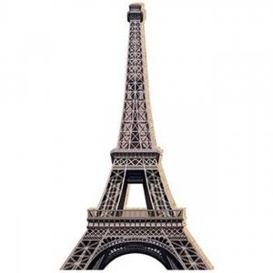 Aplique Litoarte Ref.Apm8-093 - Torre Eiffel