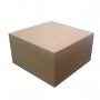 Caixa De Chá Lisa Com 4 Divisões