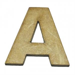 Letras laser maiúsculas - Fonte Arial Black - 2 cm de altura