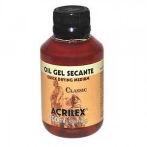 Oil Gel Secante Acrilex 100Ml