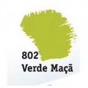 Tinta Acrílica Fosca Acrilex 60Ml - Verde Maçã
