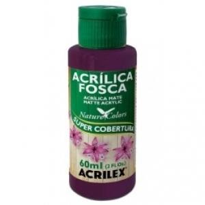 Tinta Acrílica Fosca Acrilex 60Ml - Violeta Escuro