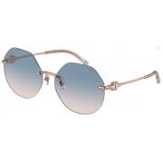 Óculos de Sol Tiffany TF3077 616016 60 - Usada pela Blogueira Silvia Braz