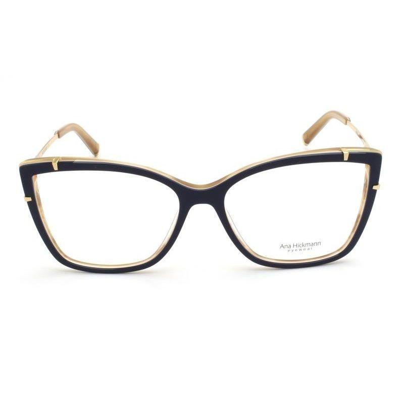 Óculos de Grau Ana Hickmann AH6381 H01 56