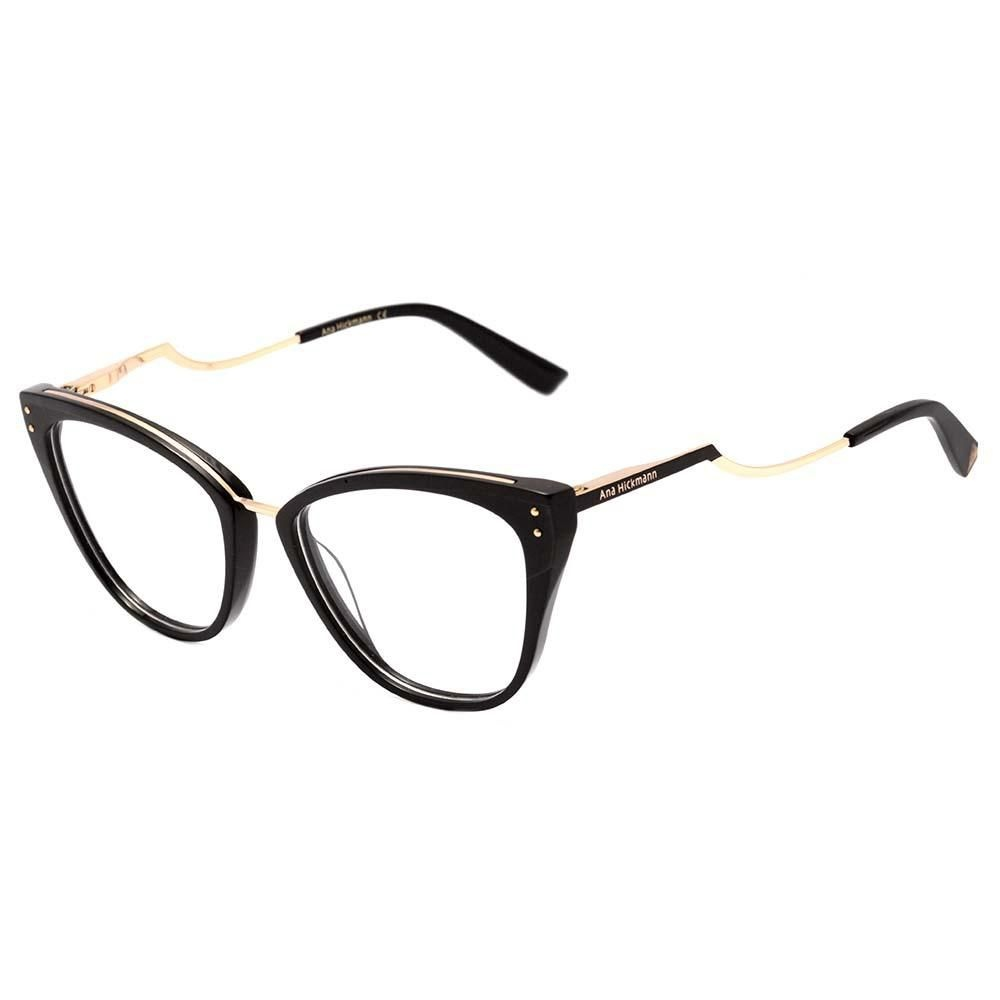Óculos de Grau Ana Hickmann AH6401 A01 53