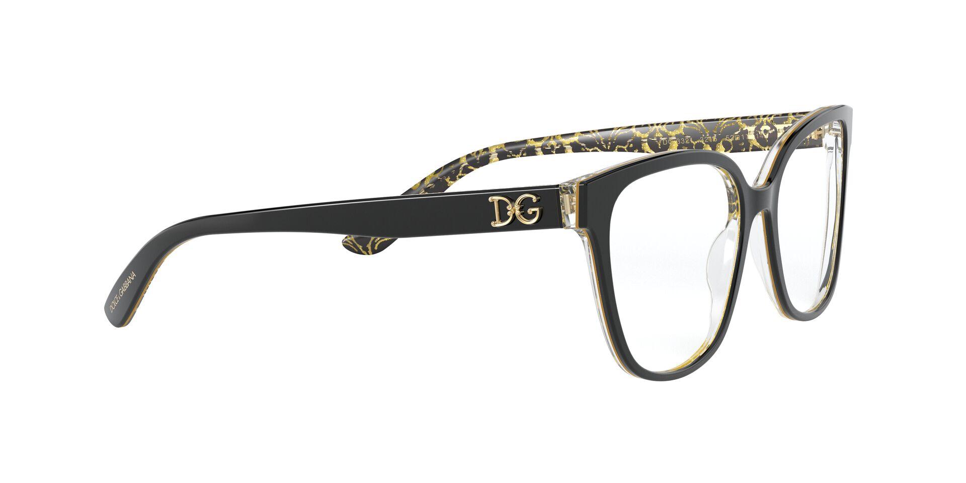 Óculos de Grau Dolce & Gabbana DG3321 3215 54