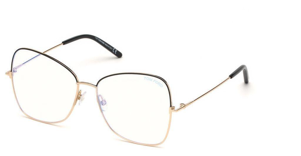 Óculos de Grau Tom Ford FT5571B 001 55