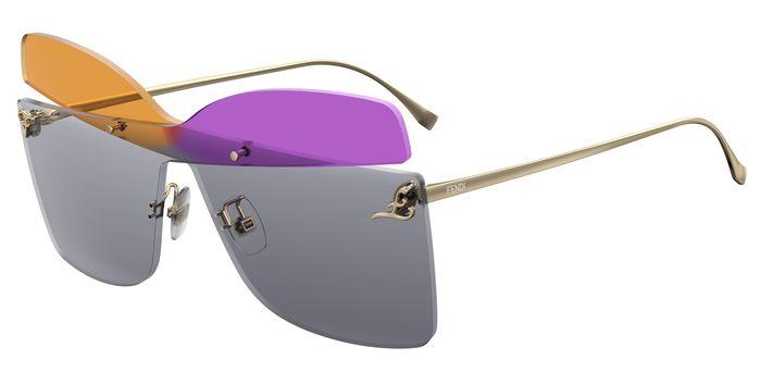Óculos de Sol Fendi FF0399S 01B 99-9O