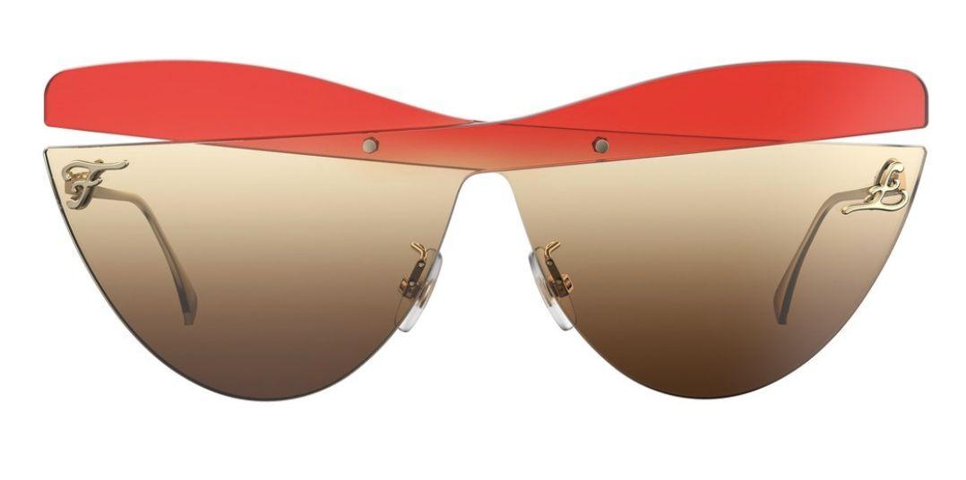 Óculos de Sol Fendi FF0400S MGT 99-HA