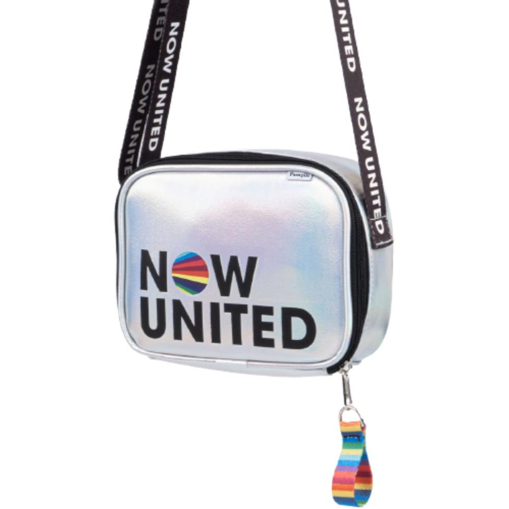 Bolsa Pampili 600 Now United Prata