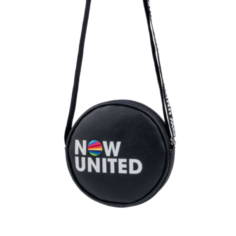 Bolsa Pampili 600 Now United Preto