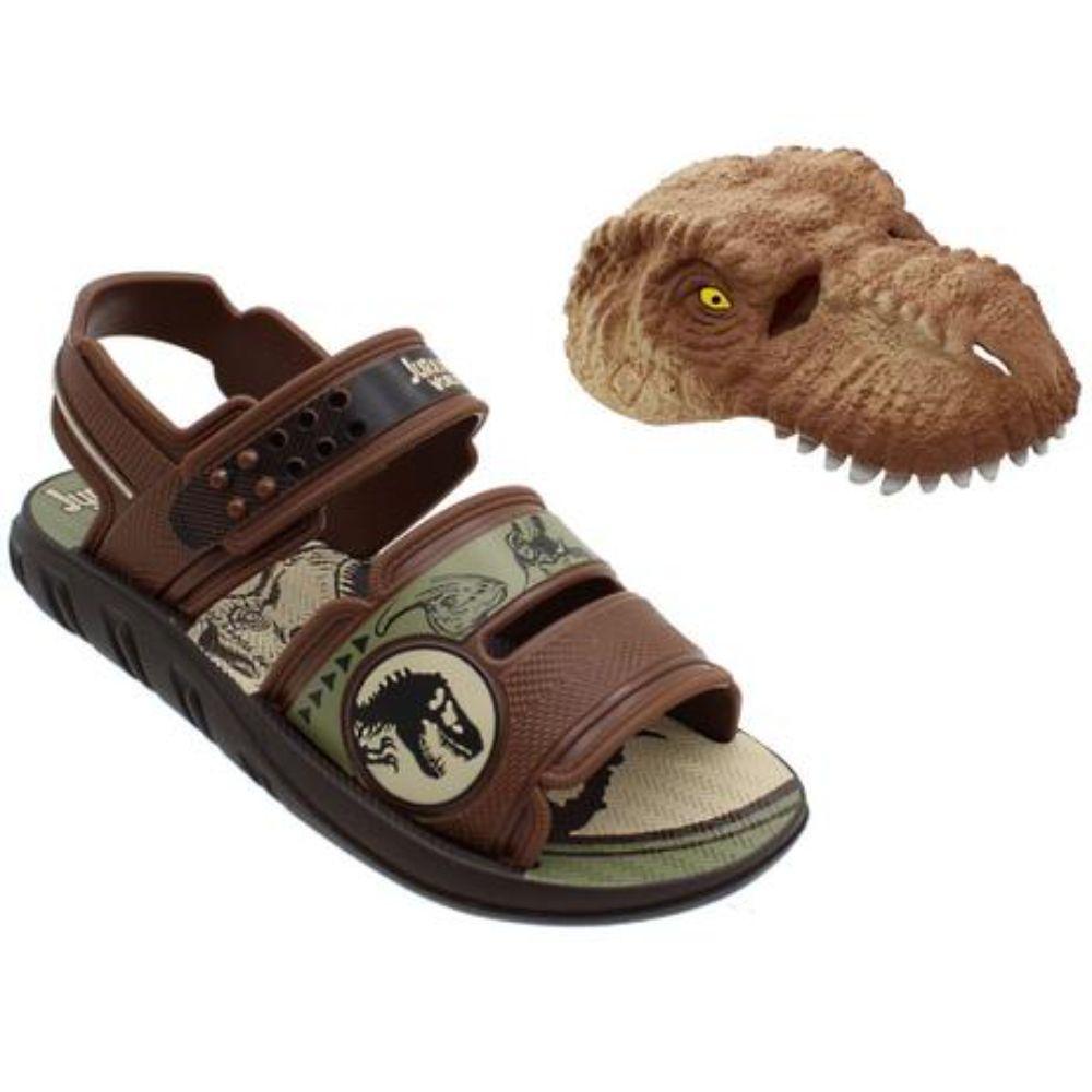 Sandália Grendene Jurassic Park Mask Aventura