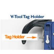 Peça No. 28 - V-Tool - Tag Holder TH-M5