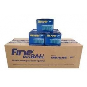 Pino Fine Pin Ball 15mm - Neutro Caixa c/ 50000 un