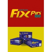 Pino Fix Pin 100 80mm - Neutro Caixa c/ 5000 un