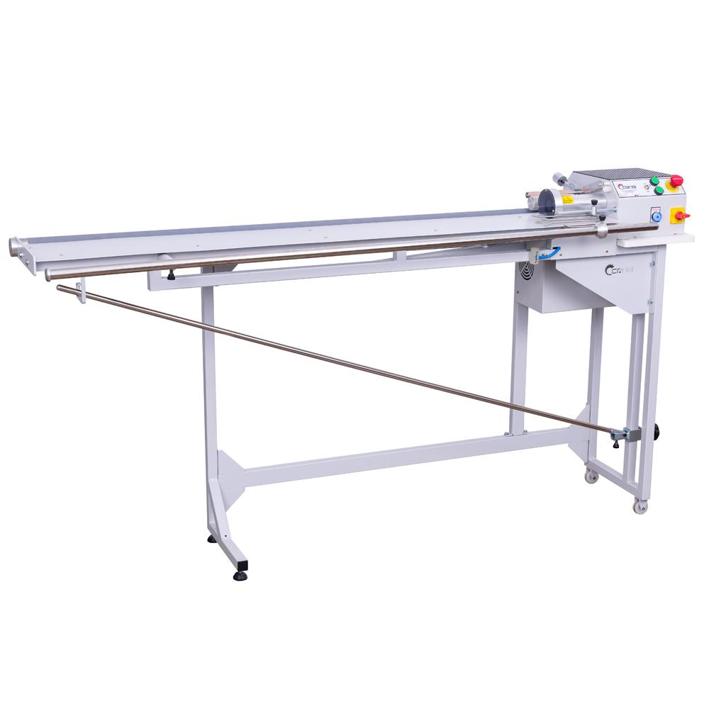 1FA  Máquina para cortar friso/viés eletrônica