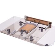 MCE 240  Máquina para fusionar entretelas e vincar bolsos