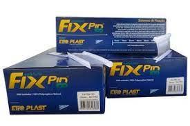 Pino Fix Pin 100 19mm - Neutro Caixa c/ 50000 un