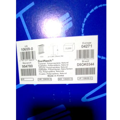 PINO SUPER PIN 75MM 10659 - NATURAL