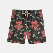 Shorts Red Forest