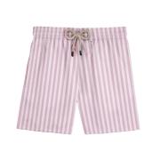 Shorts Stripes Rosa