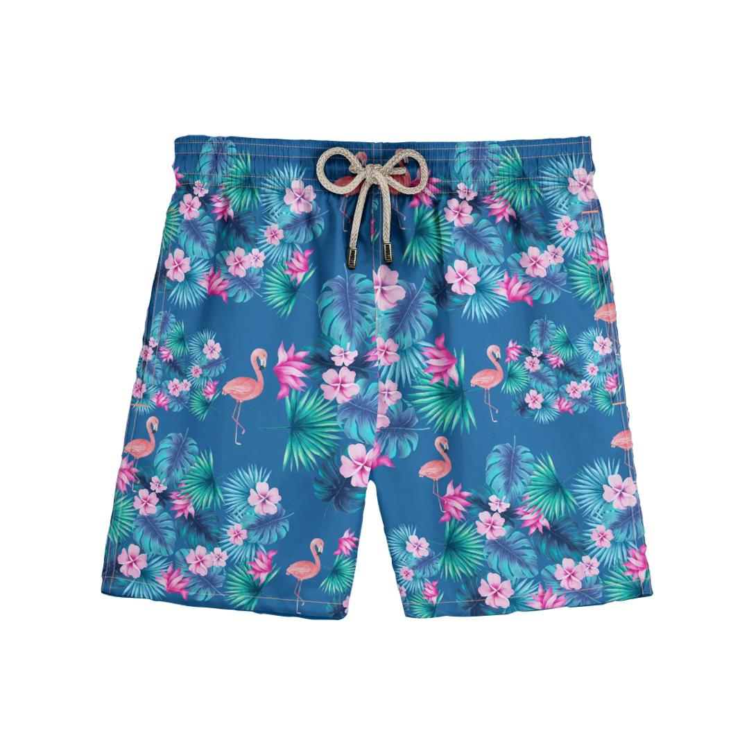 Shorts Aruba Floral
