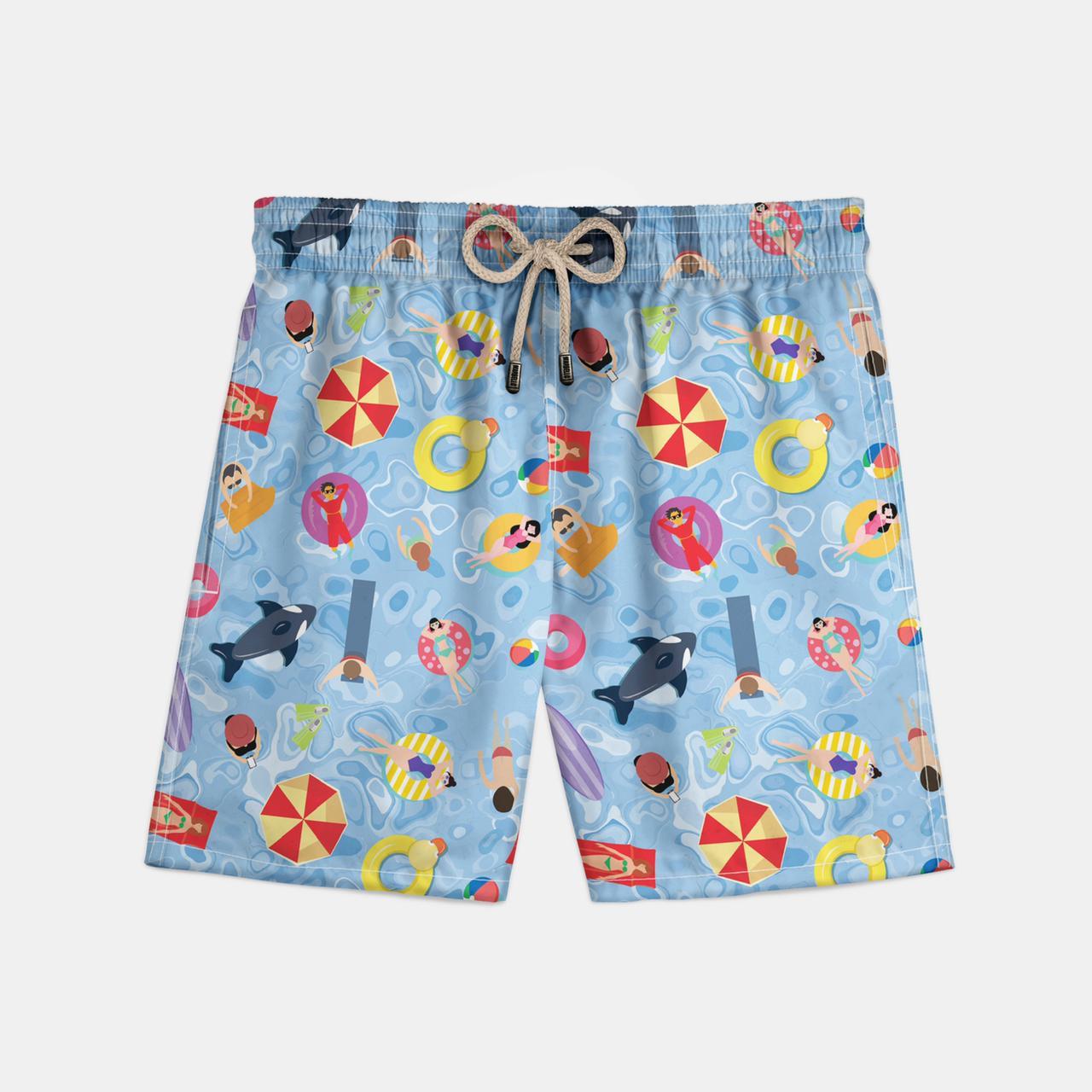 Shorts Swim Friends