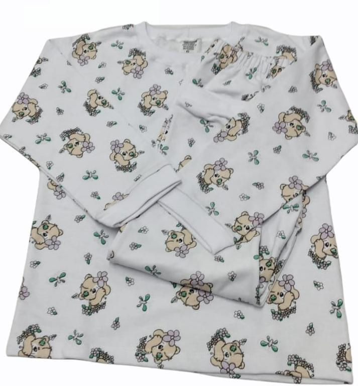 Pijama de inverno menina