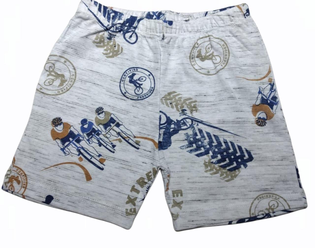 Pijama de verão menino