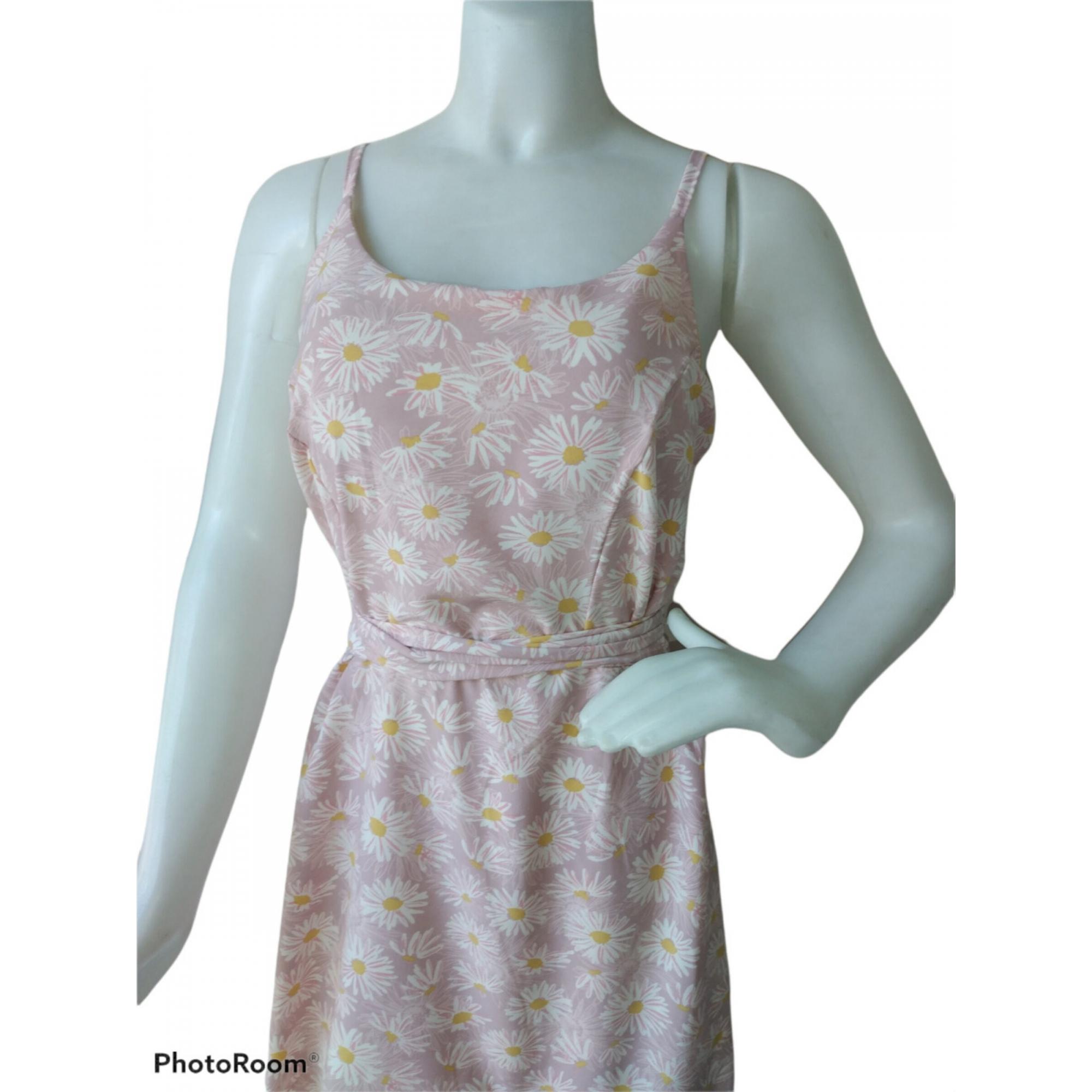 Vestido Middi primavera verão