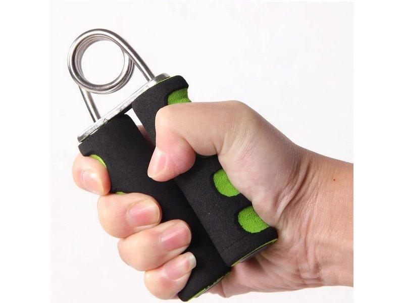 2un. Hand Grip Exercícios Músculos Crossfit Mãos Antebraço