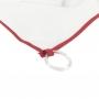 Cobre Alimento Protetor Tecido Tule Com Aplique 70x120cm