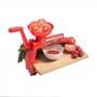 Máquina Moedor Espremedor Manual Molho De Tomate Caseiro