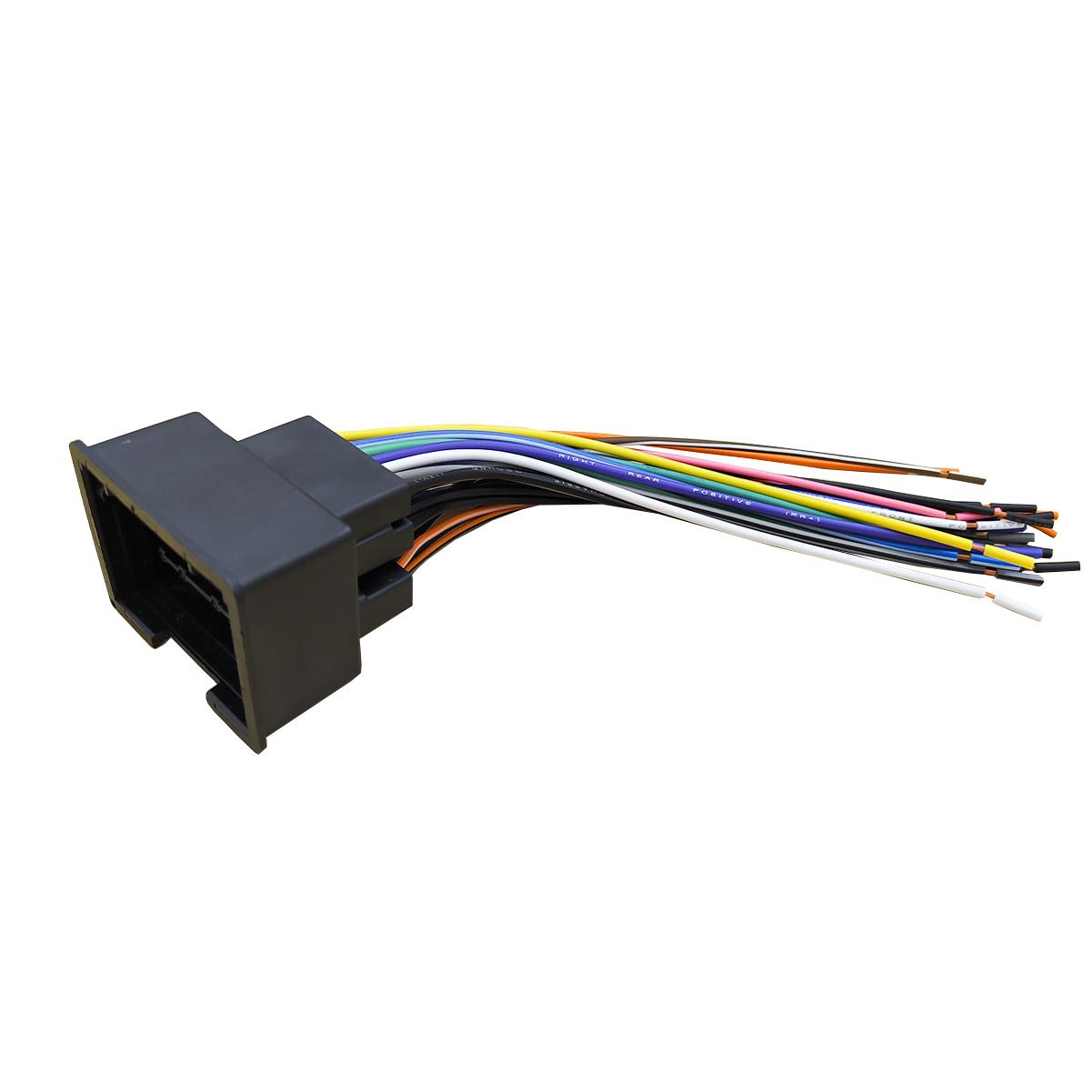 Chicote Plug Adaptador Cd Conector Onix Cobalt Prisma 2012