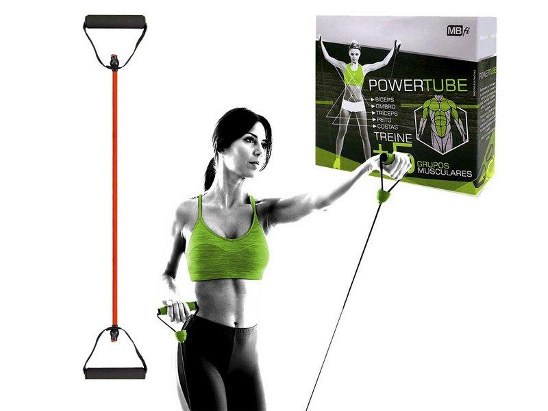 Elástico Extensor Tensão Exercícios Biceps Perna