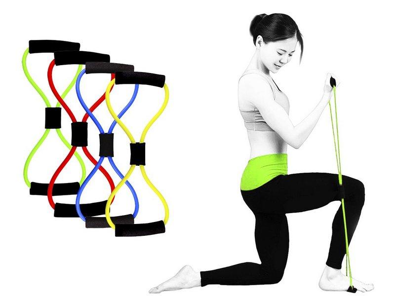Elástico Tensão Multifuncional Exercícios Treino