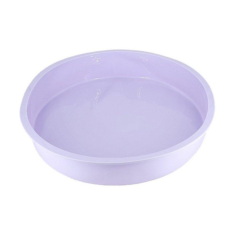 Forma Silicone P/ Bolo Torta Pudim Redonda 28cm