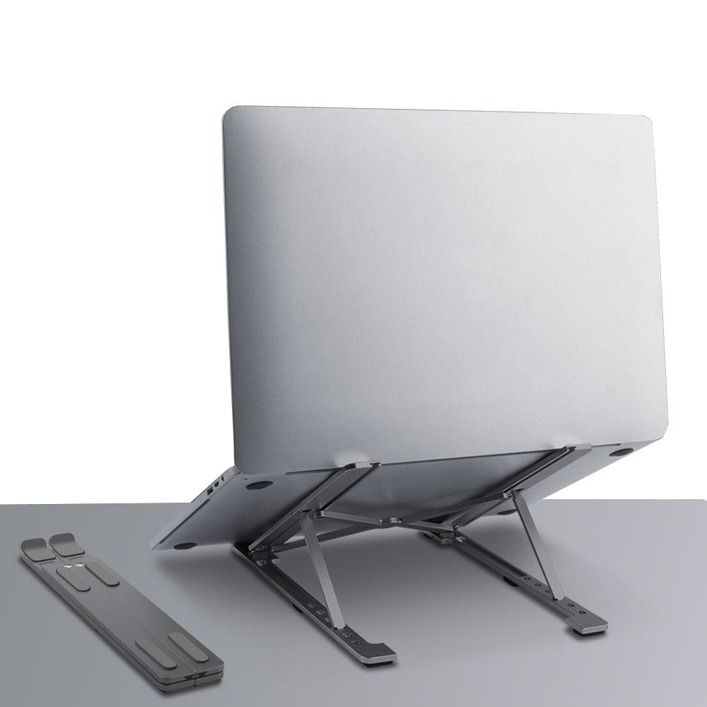 Suporte Base Apoio Notebook Tablet Compacto e Articulado
