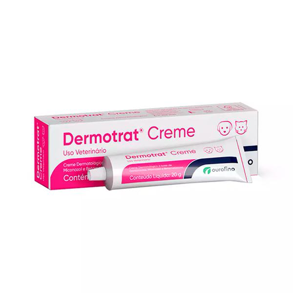 Anti-inflamatório Ourofino Dermotrat Creme 20g
