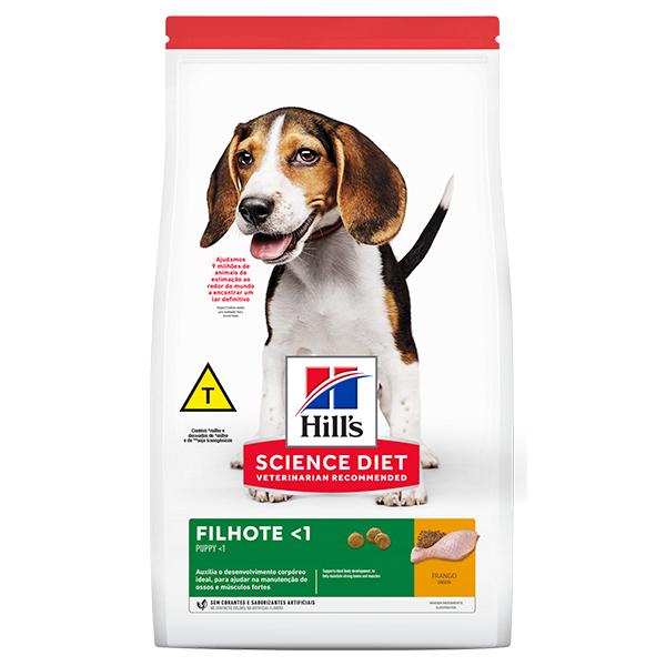 Ração Hill's  para Cães Filhotes de Pequeno e Médio Porte