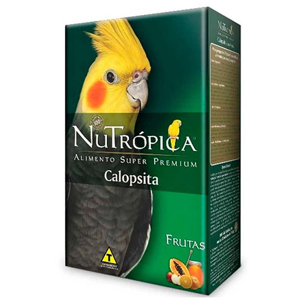 Ração Nutrópica para Calopsita Sabor Frutas